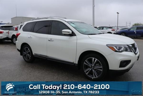 2020 Nissan Pathfinder in San Antonio, TX