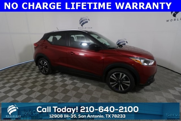 2019 Nissan Kicks in San Antonio, TX