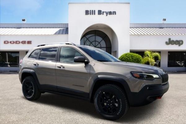 2019 Jeep Cherokee Trailhawk Elite