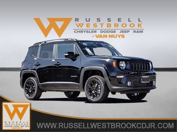 2019 Jeep Renegade in Van Nuys, CA