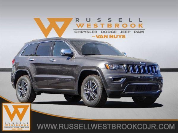 2020 Jeep Grand Cherokee in Van Nuys, CA