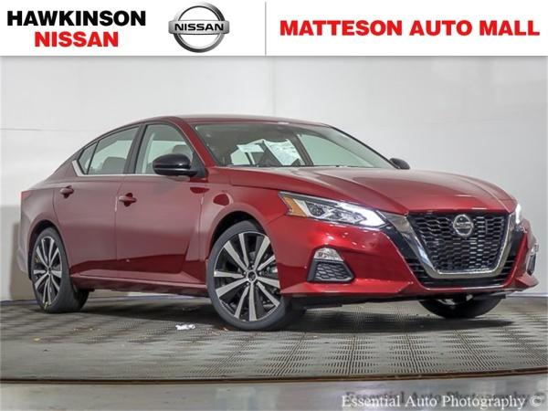2020 Nissan Altima in Matteson, IL