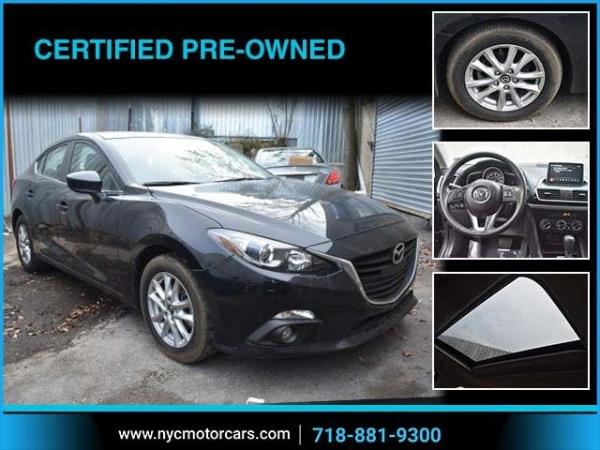2016 Mazda Mazda3 in Bronx, NY