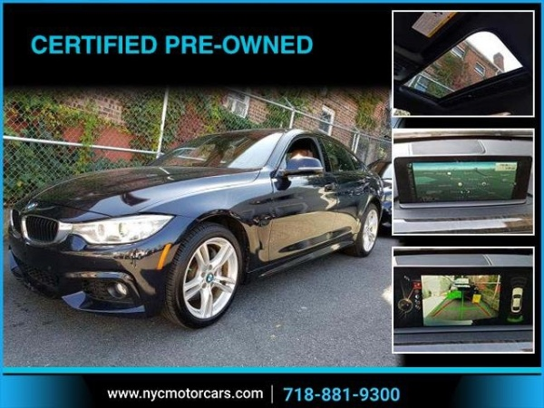 2016 BMW 4 Series in Bronx, NY