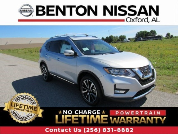 2019 Nissan Rogue in Oxford, AL