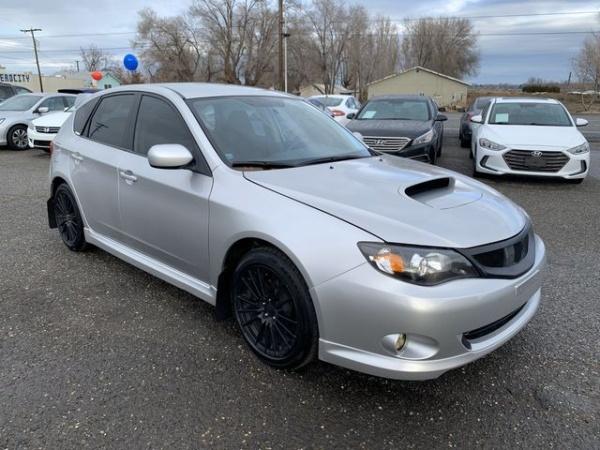 2008 Subaru Impreza WRX WRX Premium Package