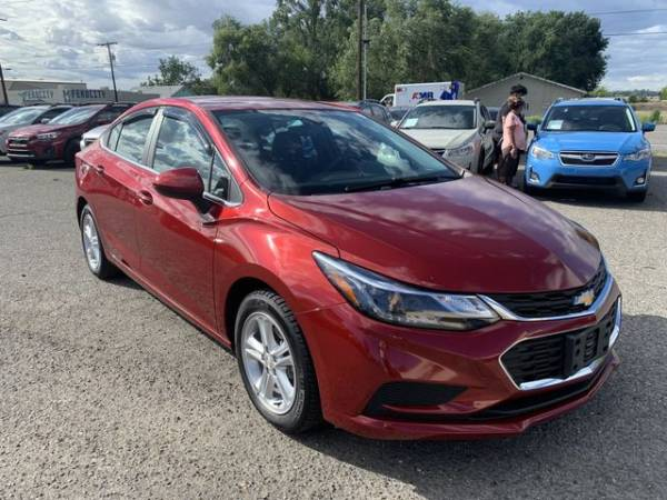 2017 Chevrolet Cruze in Richland, WA