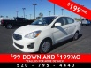 2019 Mitsubishi Mirage G4 ES Sedan CVT for Sale in Tucson, AZ