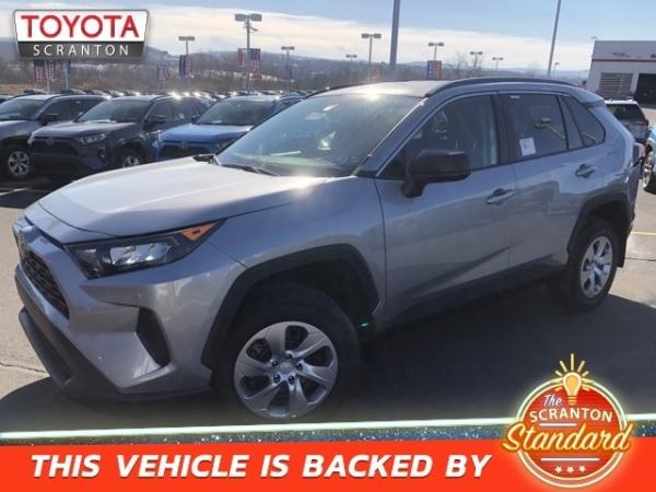 2019 Toyota RAV4 LE