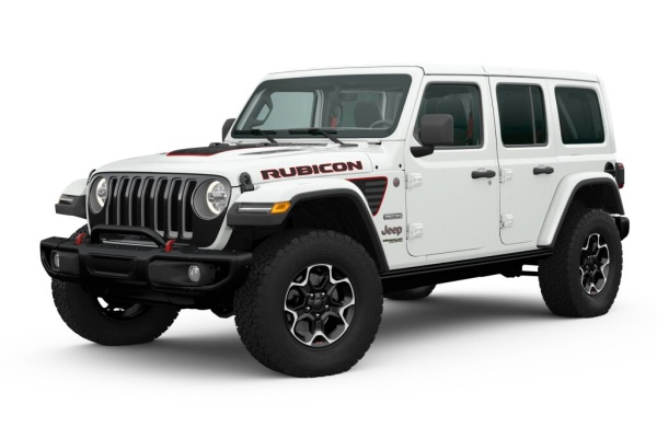 2020 Jeep Wrangler in City of Industry, CA