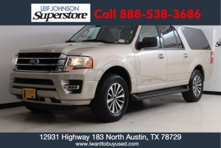 Used  Ford Expedition El Xlt Rwd For Sale In Austin Tx