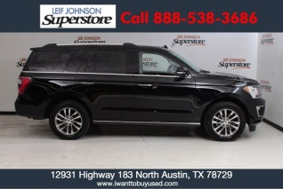 Ford Expedition Limited Rwd For Sale In Austin Tx