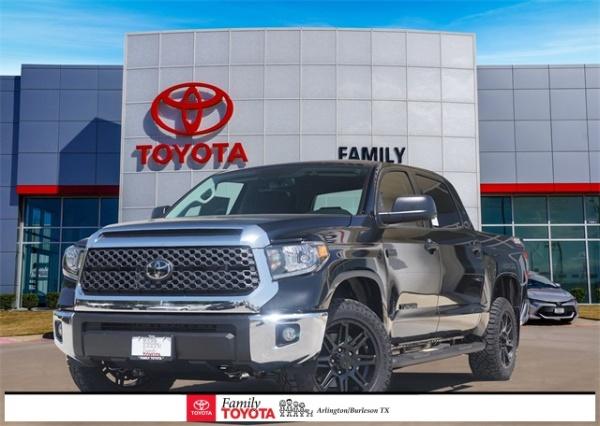 2020 Toyota Tundra in Arlington, TX