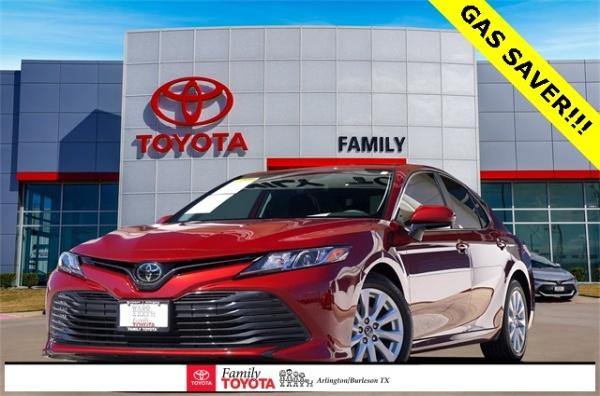 2020 Toyota Camry in Arlington, TX