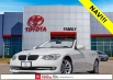2013 BMW 3 Series 328i Convertible for Sale in Arlington, TX