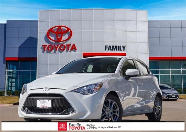 2020 Toyota Yaris in Arlington, TX