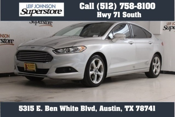 2016 Ford Fusion in Austin, TX