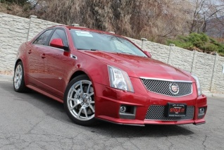 Cadillac Cts V Used >> Used Cadillac Cts Vs For Sale Truecar