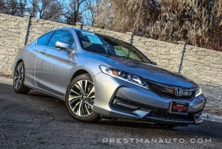 2016 Honda Accord Ex L Coupe I4 Cvt For In Lindon Ut