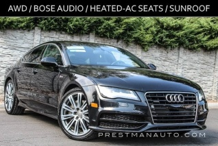 2014 Audi A7 Prestige For Sale