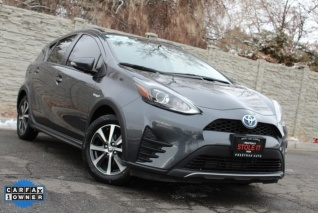 2018 Toyota Prius C Four For In Lindon Ut