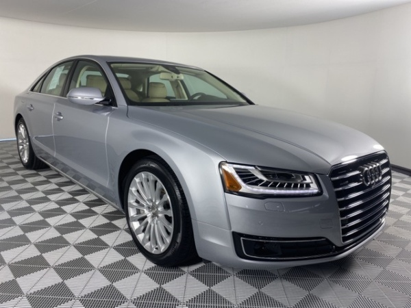2015 Audi A8 in Naples, FL
