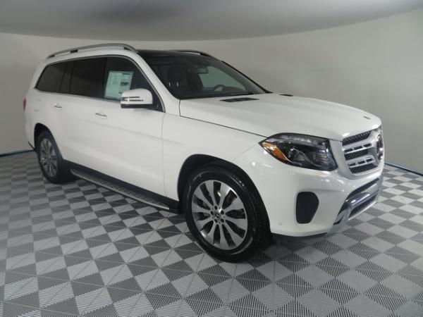 2019 Mercedes-Benz GLS in Naples, FL