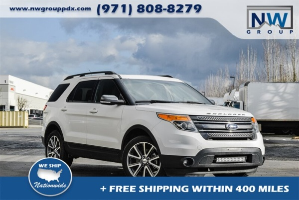 2015 Ford Explorer in Portland, OR