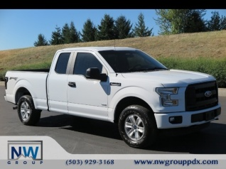 Ford F  Xl Supercab  Wd For Sale In Portland