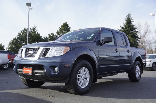 2018 Nissan Frontier in Everett, WA
