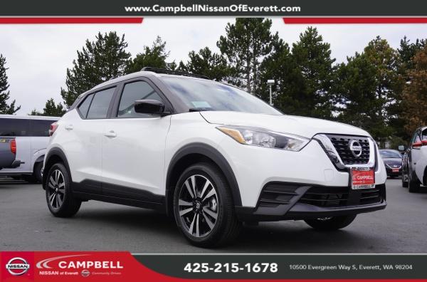 2020 Nissan Kicks in Everett, WA