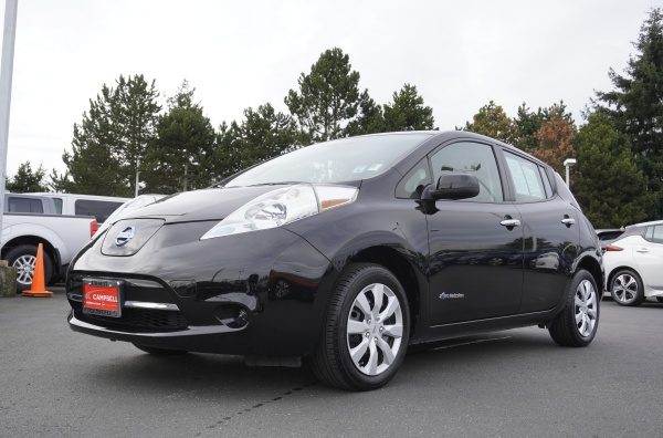 2017 Nissan LEAF in Everett, WA