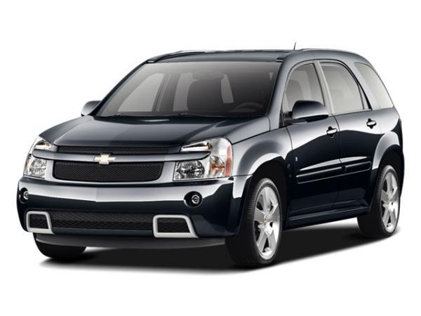 2008 Chevrolet Equinox Performance Us News World Report