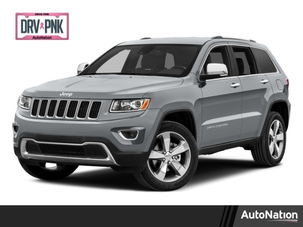 2015 Jeep Grand Cherokee in Englewood, CO