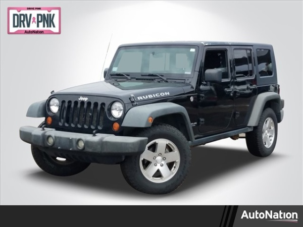 2008 Jeep Wrangler in Englewood, CO