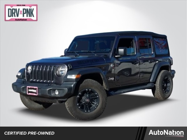 2018 Jeep Wrangler in Englewood, CO