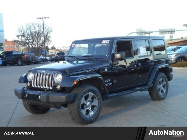 2017 Jeep Wrangler in Englewood, CO