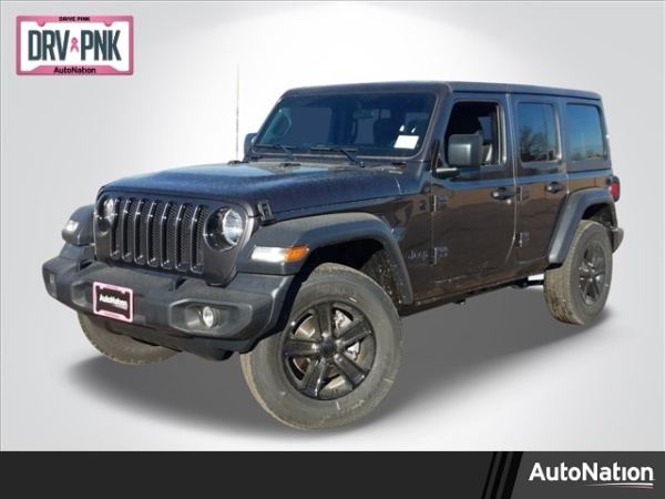 2020 Jeep Wrangler in Englewood, CO