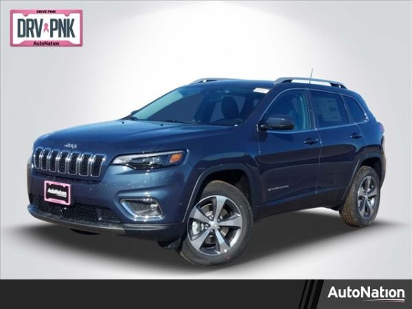2020 Jeep Cherokee in Englewood, CO