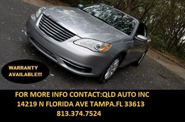 2013 Chrysler 200 in Tampa, FL