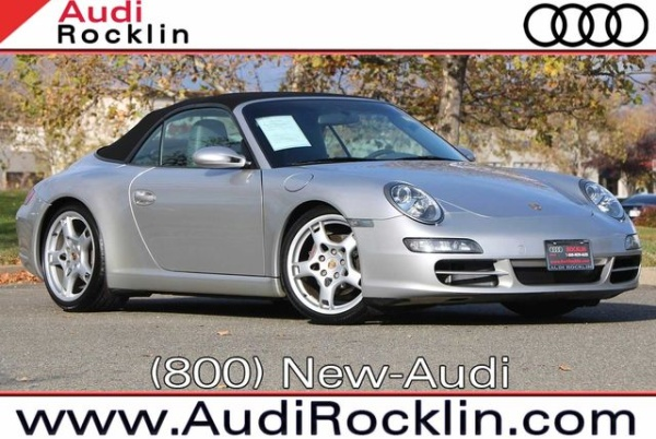 2006 Porsche 911 in Rocklin, CA