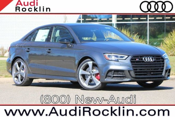 2020 Audi S3 in Rocklin, CA