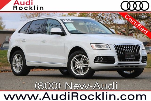 2017 Audi Q5 in Rocklin, CA