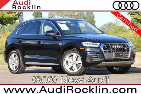2018 Audi Q5 in Rocklin, CA
