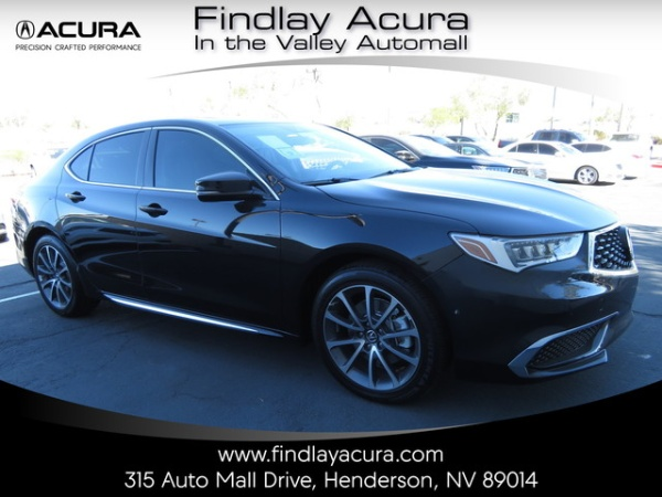 2018 Acura TLX 3.5L FWD with Technology Package