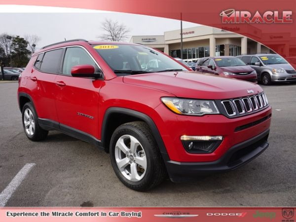 2018 Jeep Compass in Gallatin, TN