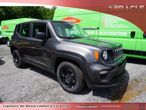 2019 Jeep Renegade in Gallatin, TN