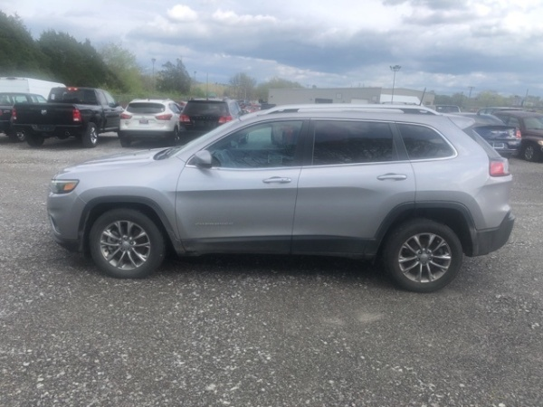 2019 Jeep Cherokee in Gallatin, TN