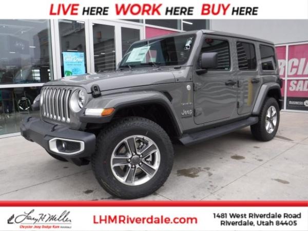 2020 Jeep Wrangler in Riverdale, UT