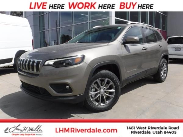 2020 Jeep Cherokee in Riverdale, UT